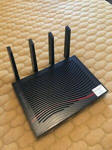 NETGEAR Nighthawk X4s DOCSIS 3.1 Cable Modem AC3200 WiFi Router C7800-100NAS