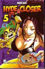 Hyde & Closer 5 - Young 205 - Ed. Star Comics