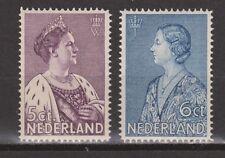 NVPH Netherlands Nederland 265 - 266 PF MNH 1934 Crisiszegels Pays Bas