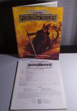 DOOM OF DAGGERDALE USED (LN) FRQ3 TSR 9391 Forgotten Realms AD&D 2nd Edition D&D