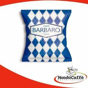 120 capsule cialde caffe BARBARO compatibili BIALETTI cremoso napoli
