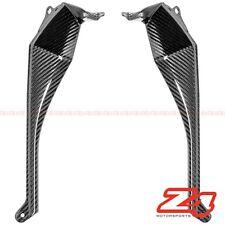 2010 Kawasaki ZX-10R Front Front Dash Air Trim Cover Fairing Cowl Carbon Fiber