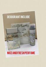 white pure musk( 100 ML) by lattafa popular perfume nice smell eau de perfume
