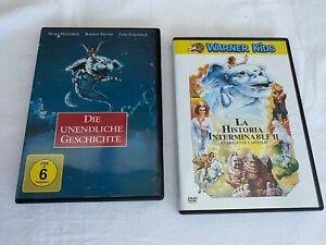 Die unendliche Geschichte 1 & 2 | 2-DVDs | DVD r30