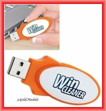 Win Cleaner USB As Seen on TV One Click PC Computer Clean Repair Protect-NEW!