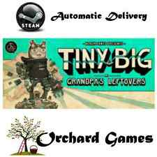Tiny and Big: Grandpa's Leftovers: PC Mac: Digital Dampf: automatische Lieferung