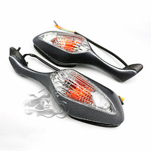 Rear View Side Mirrors Turn Signal Fit for Honda CBR1000RR 2008-2016 09 10 11 12