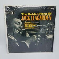 Rare THE GOLDEN HORN OF JACK TEAGARDEN 1964 DECCA # DL 74540 JAZZ  NM Shrink
