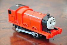 THOMAS and FRIENDS MATTEL MOTORISED ENGINE - JAMES (no tender) - TrackMaster