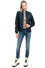 RRP €240 COLMAR Windbreaker Jacket Size 42 / S Quilted Yoke Stand Up Collar