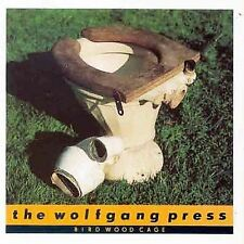 Bird Wood Cage .. The Wolfgang Press