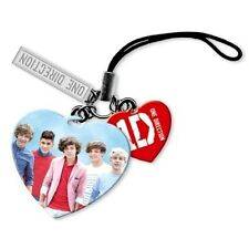 CIONDOLO CELLULARE 1D ONE DIRECTION OFFICIAL PHONE CHARM