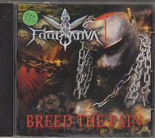 8 FOOT SATIVA - breed the pain CD