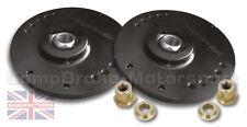 PEUGEOT 306 suspension réglable top montures (paire) cmb0240