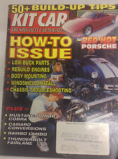 Kit Car Magazine How To Issue 50 Buildup Tips January 1995 051717nonr