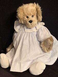 "The Bears of Corbett Hollow 22"" Weighted Artist Teddy Bear MargaretAnn Corbett 4"