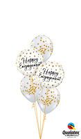 Engagement Balloons Bouquet QUALATEX! PARTY! CONGRATULATIONS! BALLOON! AU SELLER
