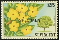 St. Vincent #723 MNH Specimen CV$0.50 Buttercup Allamanda cathartica