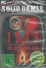 PC CD-ROM + Solid Games + 1953 + Im Netz des KGB + Adventure + Win 8