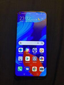 Huawei nova 5T Yale-L61A - 128GB - Black (Unlocked) (Dual SIM)