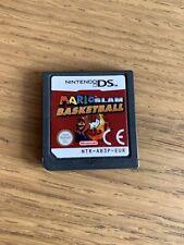Jeu Mario Slam Basketball DS Nintendo Ds Compatible 3ds 2ds xl