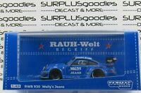 Tarmac Works 1:43 Scale 2020 Blue PORSCHE 930 RWB Rauh-Welt Begriff WALLYS JEANS