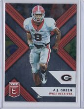 2018 AJ GREEN PANINI ELITE #1 GEORGIA