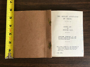 1954 The Railway Association of Canada Uniform Code of Operating Rules Book