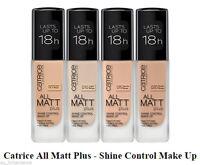 Catrice All Matt Plus Shine Control Make Up Mattifying oil-free long lasting