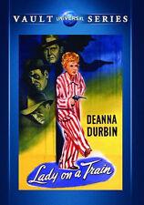 LADY ON A TRAIN (Deanna Durbin) - DVD - Region Free - Sealed