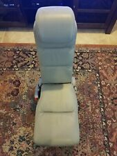 2005-10  HONDA ODYSSEY CENTER ROW MIDDLE CENTER JUMP SEAT OLIVE LEATHER