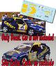Decal 1:43 Antonio Ponce - CITROEN ZX 16V - Rally El Corte Ingles 1998