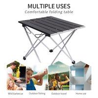 Folding Picnic Table Portable Camping Party Field Outdoor BBQ Garden Desk 34
