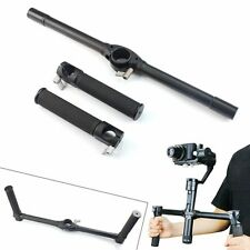 Crane / Crane M Extended Handle Bar Dual Handheld Grip Camera Gimbal Bracket Kit