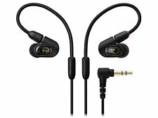 Audio-Technica ATH-E50 Professional In-Ear Monitor Headphones NEW + FREE 2DAY S