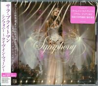 SARAH BRIGHTMAN-SYMPHONY: LIVE IN VIENNA-JAPAN CD F25