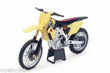 NewRay SUZUKI RMZ 450 2014 MOTOCROSS MOTO DE CAMPO modelo fundido Juguete Regalo