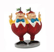 Disney Alice in Wonderland Tweedle Dum & Tweedle Dee Figure Figurine Cake Topper