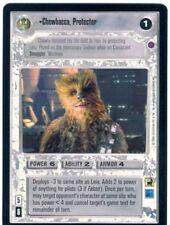 Star Wars CCG Reflections II Ex. Uni. Premium Chewbacca Protector