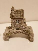 "Lilliput Lane ~""Bridge house ~ Mint,  ~boxed +Deeds  (no 71)"
