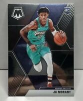 2019-20 Panini MOSAIC Ja Morant Rookie Card #219 RC 🔥 Grizzlies SHARP! ROY!