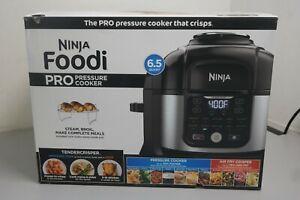 Ninja Foodi 11-in-1 6.5-qt. Pro Pressure Cooker & Air Fryer FD302. (20B-OB)