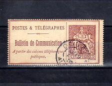 FRANCE Téléphone n° 26 oblitéré