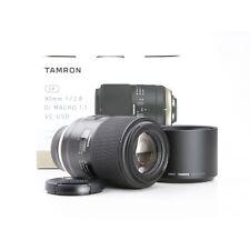 Nikon Tamron SP 2,8/90 Makro DI VC USD (F017) + Defekt (230858)