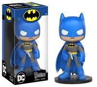 Funko Wacky Wobblers ~ BATMAN FIGURE ~ Blue/Grey ~ DC Comics