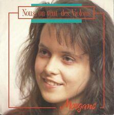 """Morgane """"Nous on veut des violons"""" Belgium Eurovision 1992"""