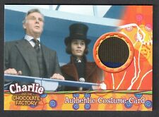 CHARLIE & THE CHOCOLATE FACTORY Costume Card MR. SALT James Fox (#082/165)