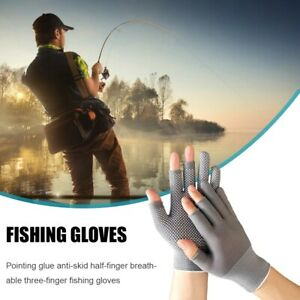 Fishing Catching Gloves Protect Hand Professional Release Anti-slip Fish Gloves