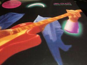 """DIRE STRAITS   VINYL LP 1988 OZ VERTIGO """" Money For Nothing """" A best of Dire S"""