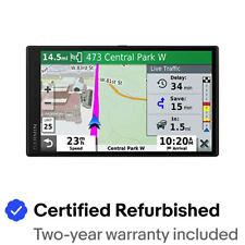 Garmin drivesmart 65 Gps Navigator Premium Com Amazon Alexa + Pacote De Montagem-Dash